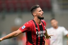Olivier Giroud Tests Positive for Covid-19, Announce AC Milan