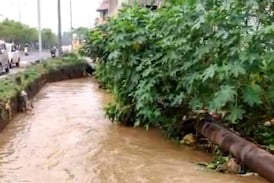 Odisha: 15-year-old Boy Missing After Falling into Flooded Drain in Bhubaneswar