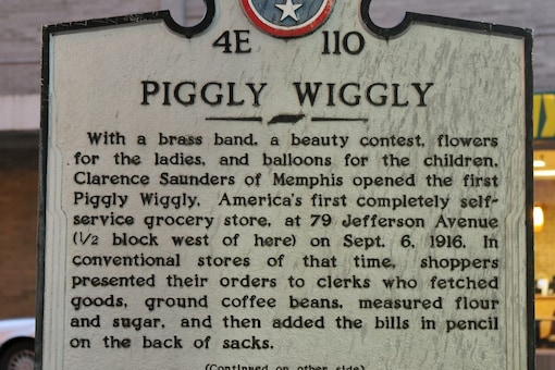 Piggly Wiggly became the first store where shoppers served themselves. (Representational Image: Shutterstock)