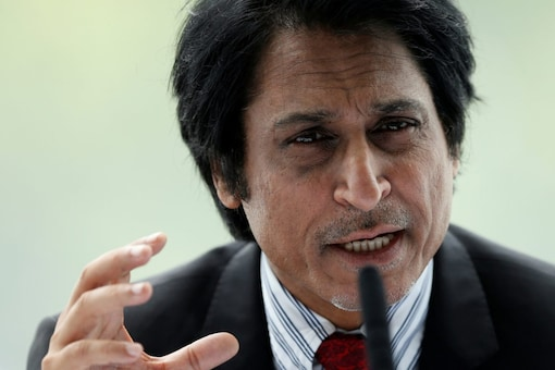 This is Ramiz Raja's second stint with the PCB. (Reuters Photo)