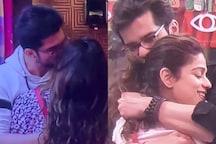 Bigg Boss OTT: Raqesh Bapat Kisses Shamita Shetty, Says 'I Couldn't Have Done This Without You'