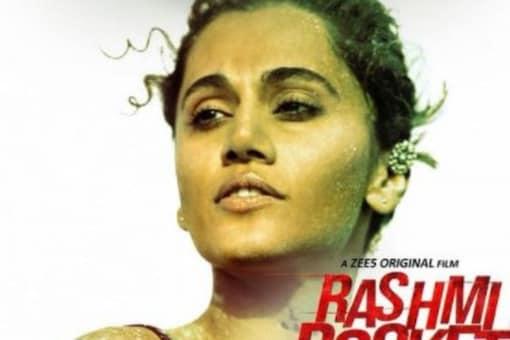 Taapsee Pannu in Rashmi Rocket
