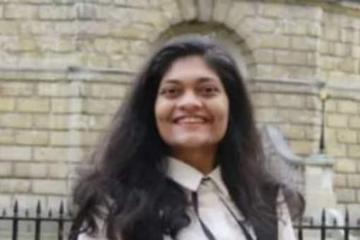 Rashmi Samant is a former president-elect at Oxford University. (Image: Facebook)
