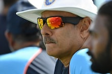 Ravi Shastri Hints at Stepping Down: 'I Believe One Thing--Never Overstay Your Welcome'