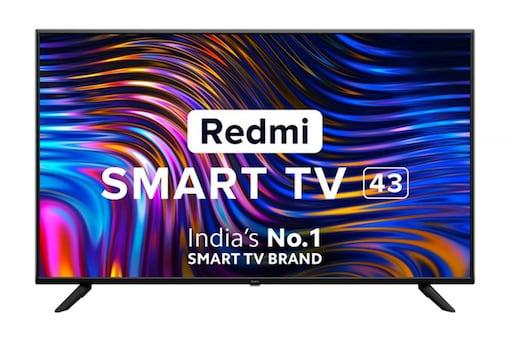 Redmi Smart TV series come in two sizes.