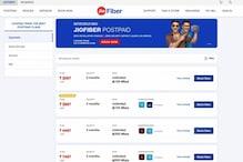 Reliance JioFiber Buying Guide: Full List Of JioFiber Postpaid Broadband Plans