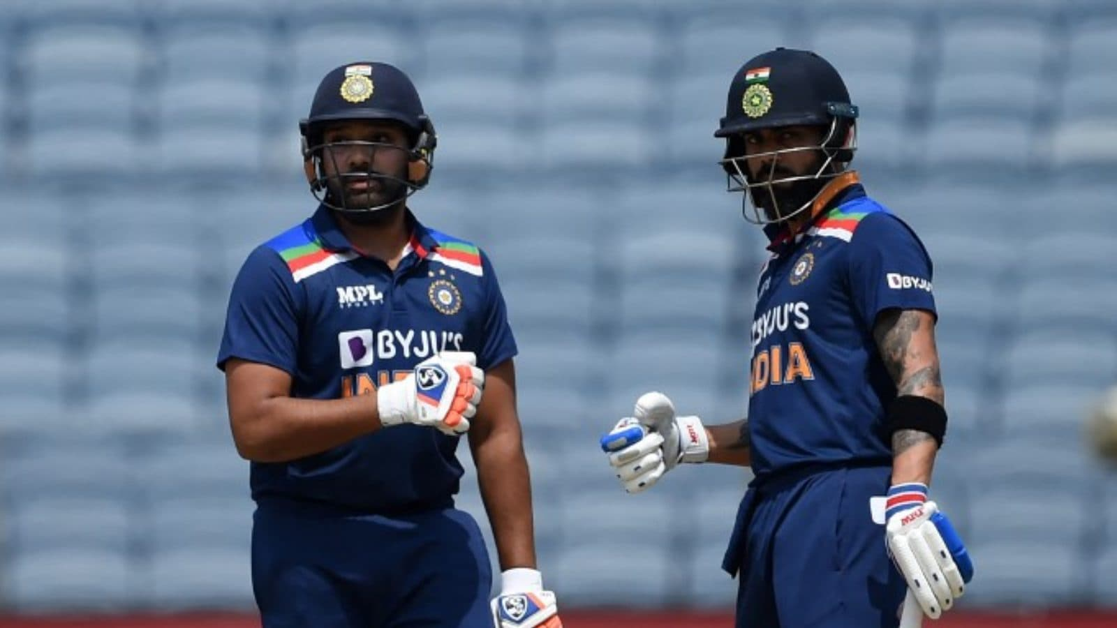 Rohit Sharma to Replace Virat Kohli as India's Limited-Overs Captain After T20 World Cup: Report