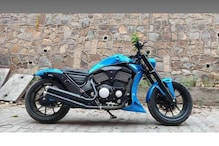 Royal Enfield Classic 350 Modified to Look Like a Harley-Davidson is a Job Well Done