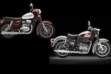 New Royal Enfield Classic 350 vs Jawa Specification Comparison: Which is Better?