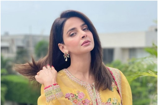 Saba Qamar invited criticism for shooting dance video in a mosque