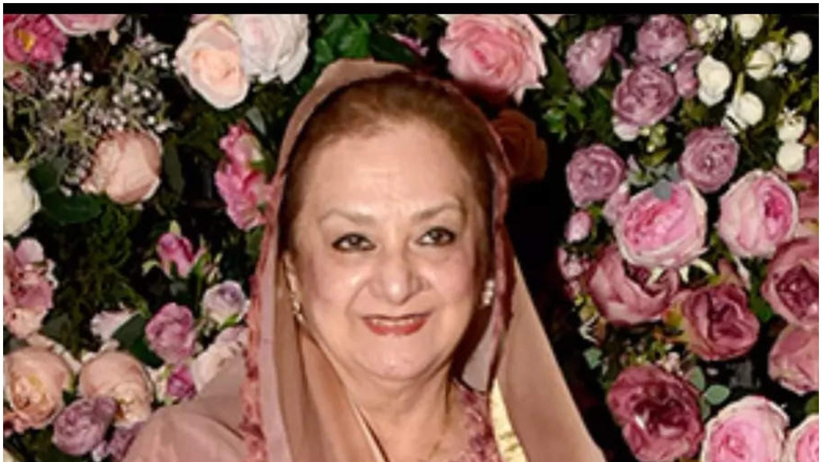 Saira Banu Shifted Out of ICU, Might Get Discharge in a Day or Two