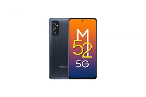 The Samsung Galaxy M52 5G is powered by a Qualcomm Snapdragon 778G chipset.