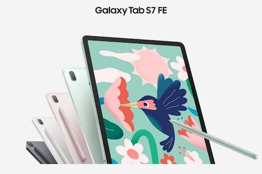 Samsung Galaxy Tab S7 FE Wi-Fi released earlier this month in India.