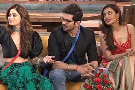 Bigg Boss OTT: Divya Agarwal Leaves Raqesh Bapat Blushing As She Calls Shamita Shetty 'Bhabhi'