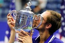 US Open 2021: Daniil Medvedev Beats Novak Djokovicto Win Maiden Grand Slam Title| In Pics