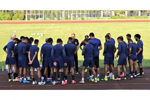 Indian men's football team (AIFF)