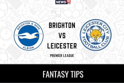 Premier League: Brighton & Hove Albion vs Leicester City