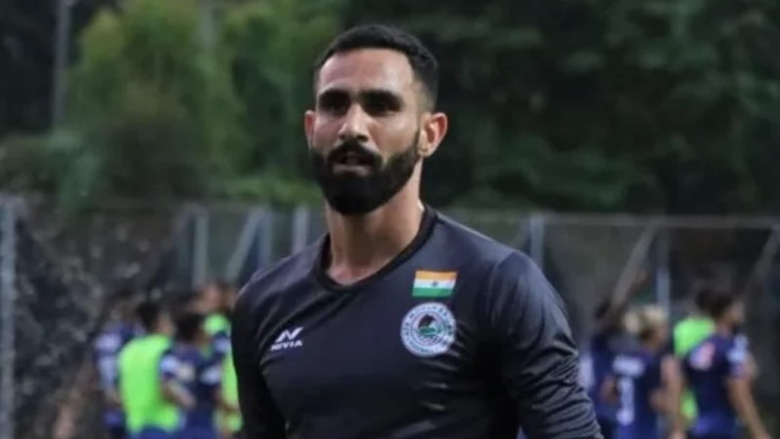 Amrinder Singh Not Losing Sleep over Upcoming AFC Cup Tie against FC Nasaf