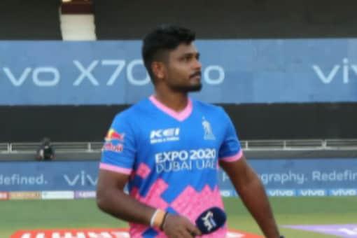 Rajasthan Royals skipper Sanju Samson (IPL/BCCI)
