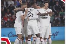 Ligue 1: Achraf Hakimi Earns Paris Saint Germain Last-gasp Win at Metz