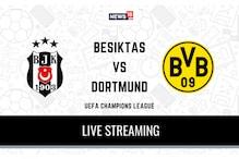UEFA Champions League 2021-22 Besiktas vs Borussia Dortmund LIVE Streaming: When and Where to Watch Online, TV Telecast, Team News