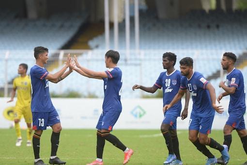 Bengaluru FC had defeated Kerala Blasters (Durand Cup)