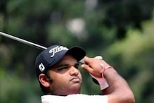 Olympian Udayan Mane Shoots Sublime 65 to Take First Round Lead at J&K Open
