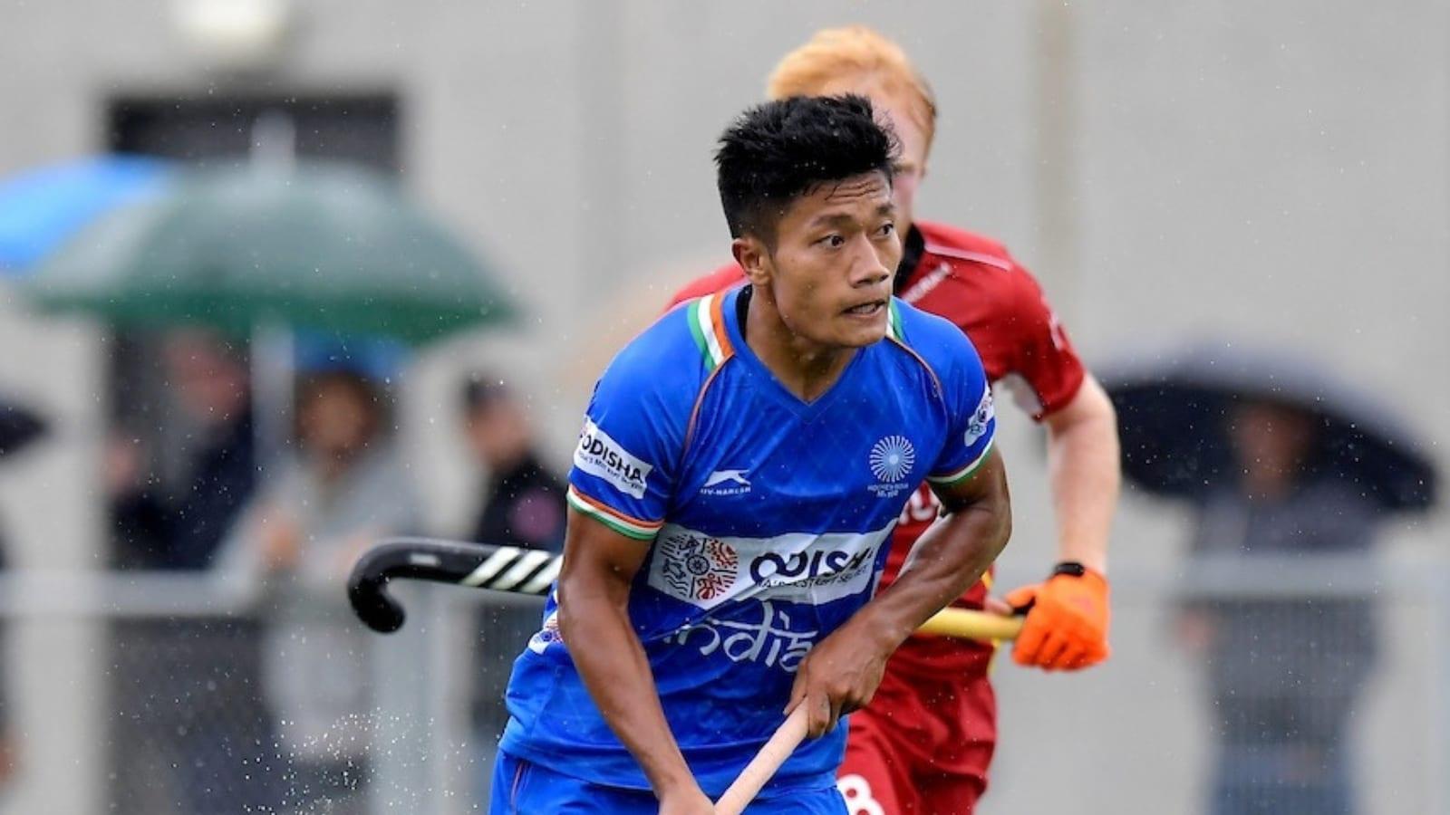 Hope More Youngsters from Manipur Take Up Hockey: Nilakanta Sharma