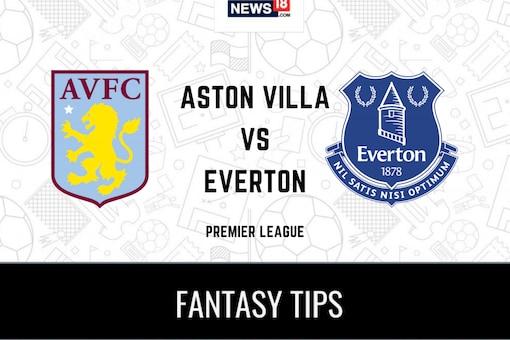 Premier League: Aston Villa vs Everton