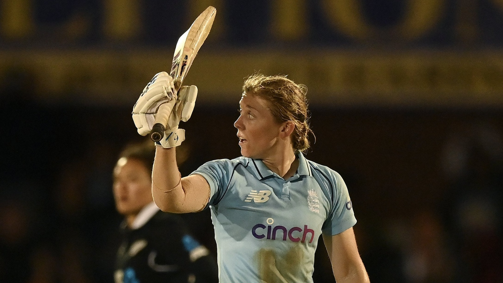 Heather Knight Century Helps England Wrap up Series 3-1 against New Zealand
