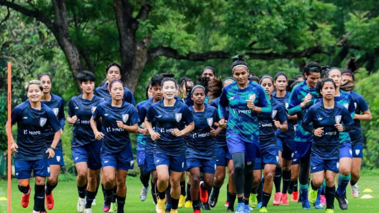 Indian Women's Football Team to Travel Abroad to Play International Matches in October