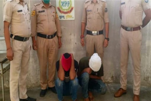 The SP further said that the police have recovered around 51 grams of heroin from the two youths.