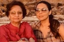 Gauri Khan Tweets Mother's Dance Video On Her Birthday. Shah Rukh Comments