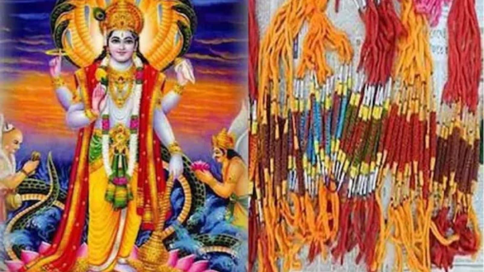 Anant Chaturdashi: Significance of Tying Anant Sutra to Right Hand on the Occasion
