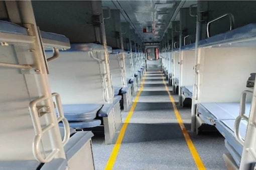 The preparations have been made to operate a special train between Jaipur and Bhopal with LHB rakes.