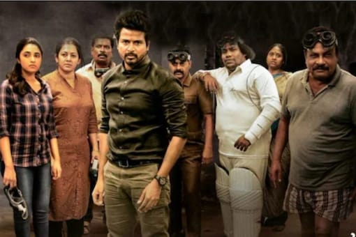 Sivakarthikeyan has two other films in the pipeline.