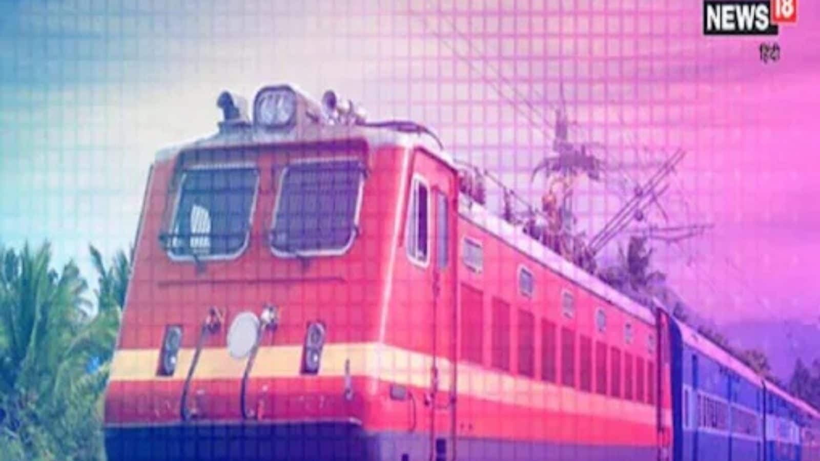 Services of 22 Pairs of Special Trains Extended Till December Due to Festive Season