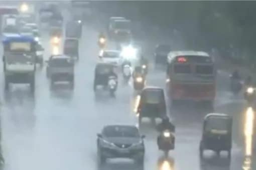 The department also stated that the parts of Haryana will receive light to heavy rain showers till September 7.