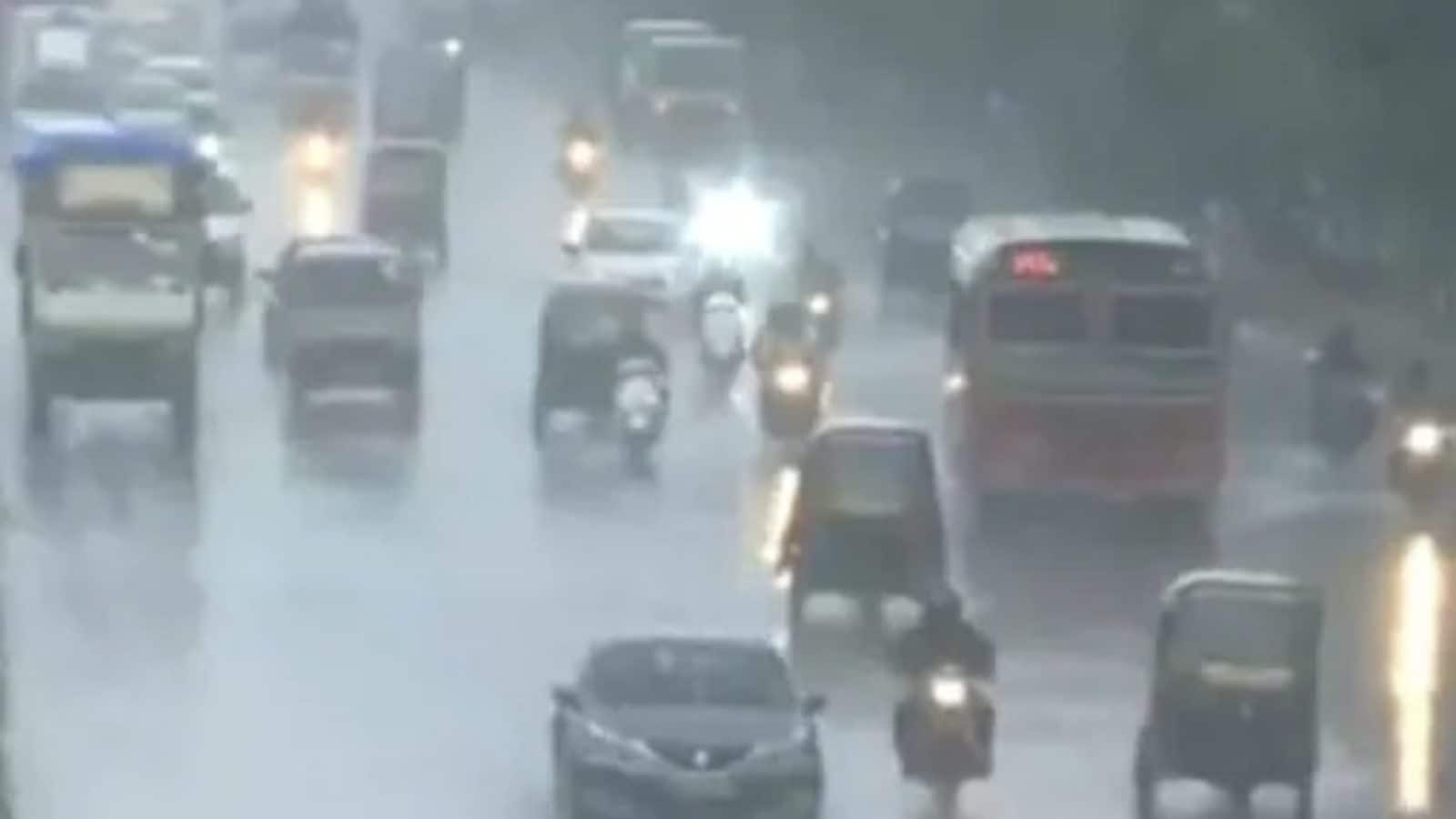 Western Ghats to Get Heavy Rain; Scattered Showers in Few Tamil Nadu Districts