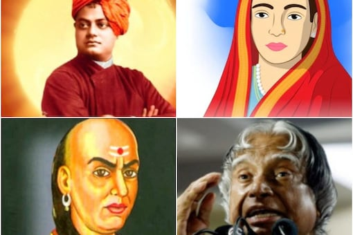India's finest teachers who have left an evergreen mark in the field of education.
