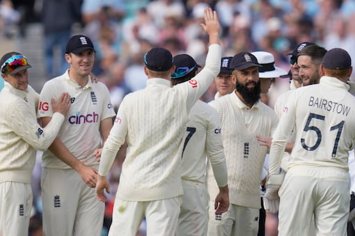 England bowled India out for 191. Pic - AP