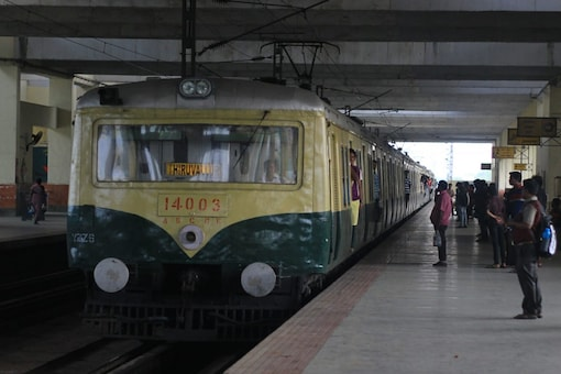 Two doses vaccination certificate is a must to travel in Chennai suburban trains. (Representational Image: Shutterstock)