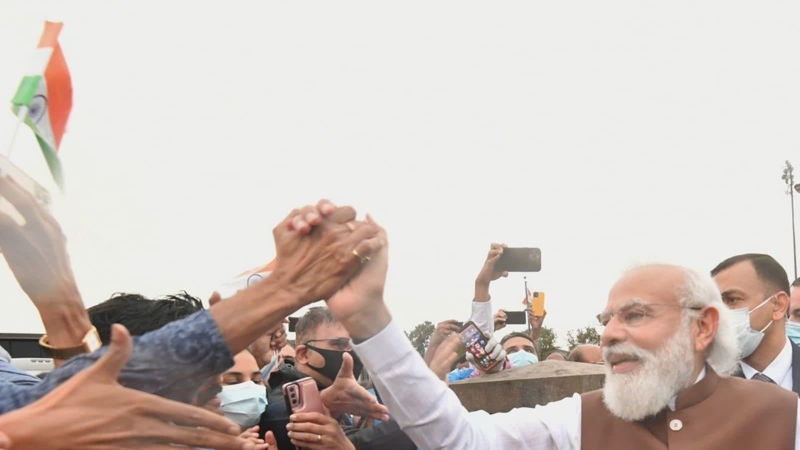 Indian Diaspora Has Distinguished Itself Across the World, Says PM Modi