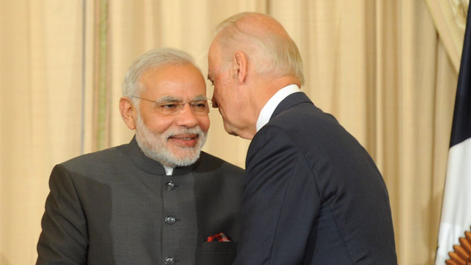 Pakistan to Dominate Modi-Biden Talks Today as India Points to Neighbour's 'Invisible Hand' Behind Taliban Govt