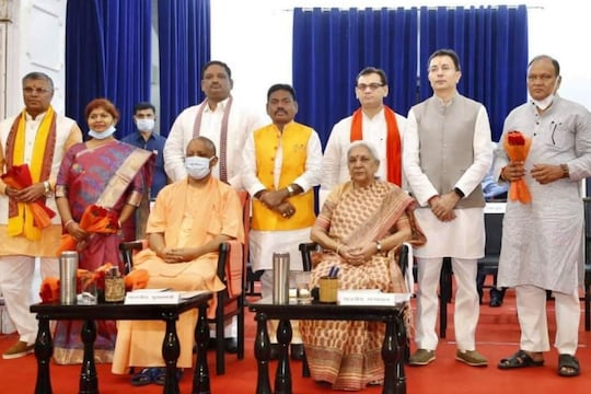 UP Cabinet Rejig: BJP Sets Caste Balance Right; 3 OBCs, 2 SCs, One ST & Brahmin in Line-Up
