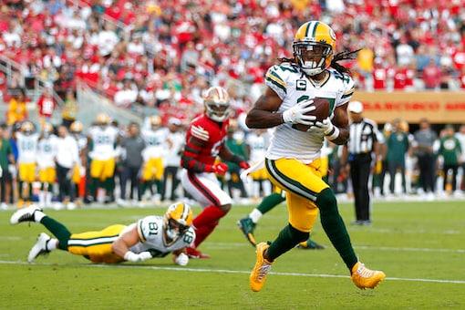 Fast Start By Packers' Adams Has Opponents Feeling Déjà Vu