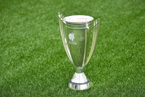 AFC Women's Asian Cup 2022 trophy