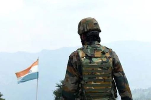 An Army jawan was arrested in Haryana for allegedly passing secret information to Pakistan. (Representational Image: ANI)