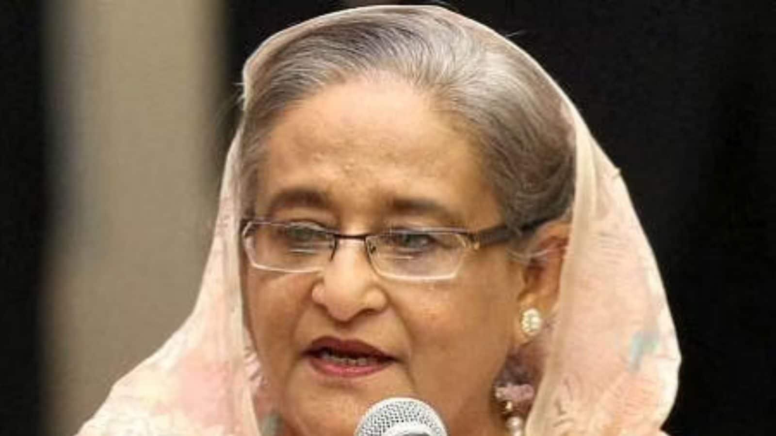 Certain Quarters with Vested Interests Tarnishing Bangladesh's Image, Says PM Hasina
