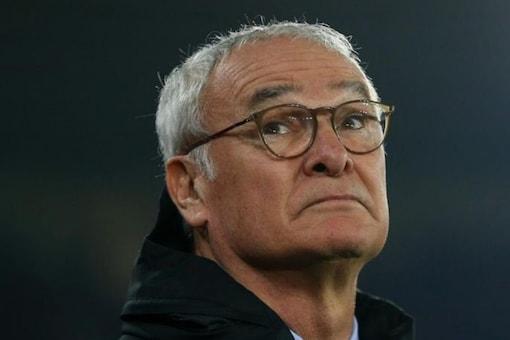 Claudio Ranieri takes rei ns at Watford (Twitter)